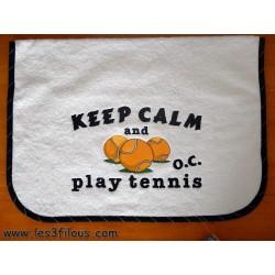 Drap de bain Tennis DRA-097