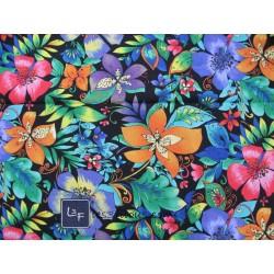 Fleurs Tropicales TIS-070