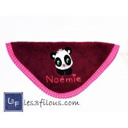 Débarbouillette Panda DEB-038