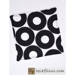 Lingette Disques Noir LIN-057
