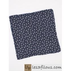 Lingette Étoiles Bleu LIN-074
