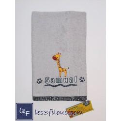 Essuie-mains Girafe ESS-016