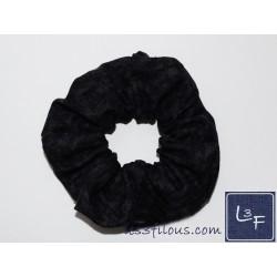 Noir Marbré Attache Cheveux...